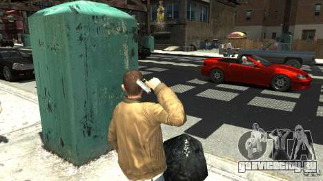 Glock Texture для GTA 4 третий скриншот
