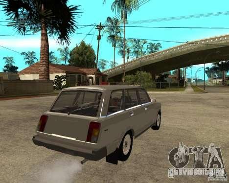 ВАЗ 21047 для GTA San Andreas