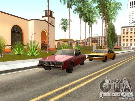 ENBSeries by Sashka911 для GTA San Andreas второй скриншот