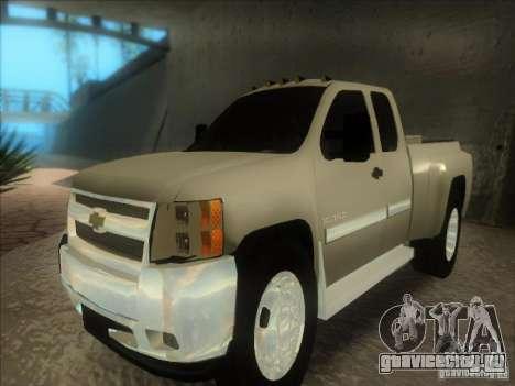 Chevrolet Silverado 3500 для GTA San Andreas
