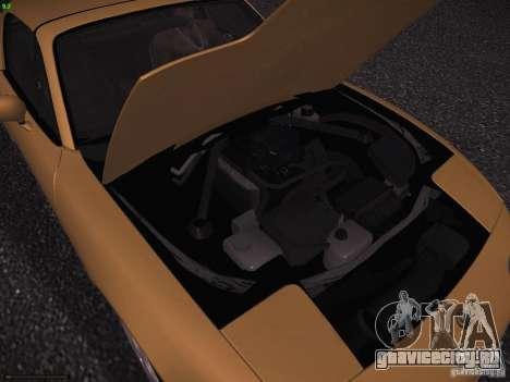 Mazda MX-5 1997 для GTA San Andreas вид сбоку