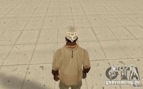 Бандана hellrider для GTA San Andreas