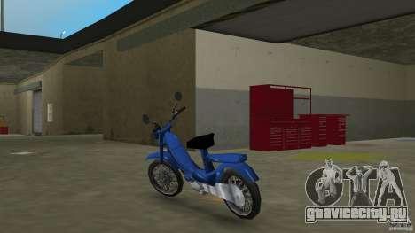 103 SP для GTA Vice City вид сзади слева