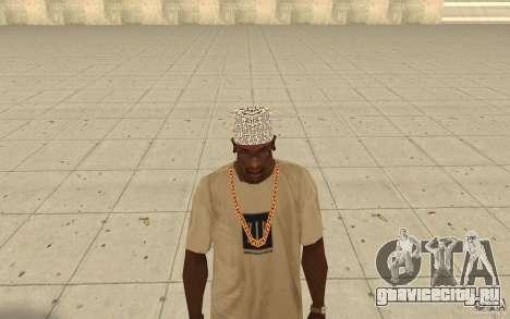 Бандана shamal для GTA San Andreas
