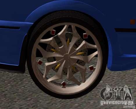 Z-s wheel pack для GTA San Andreas