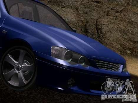 Ford Falcon для GTA San Andreas вид сбоку