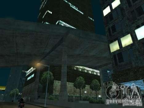 Новые текстуры небоскрёбов LS для GTA San Andreas