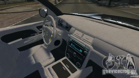 Chevrolet Avalanche Stock [Beta] для GTA 4 вид сзади