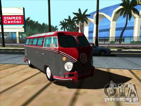 ENBSeries v1.6 для GTA San Andreas пятый скриншот