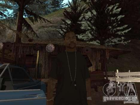 Xzibit для GTA San Andreas второй скриншот