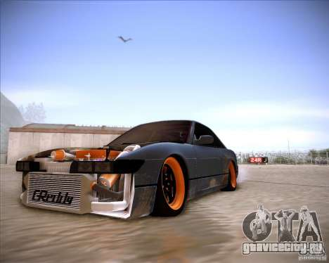 Nissan Silvia S13 Under Construction для GTA San Andreas