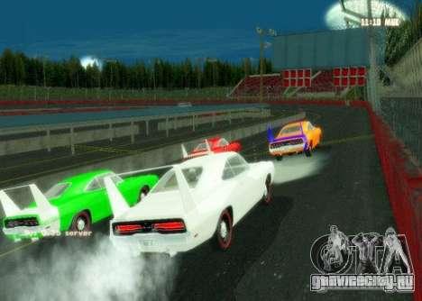 Nascar Rf для GTA San Andreas второй скриншот