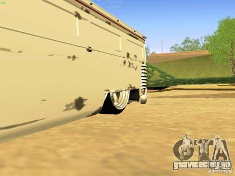 Volkswagen Type 2 Single Cab Rat для GTA San Andreas вид справа