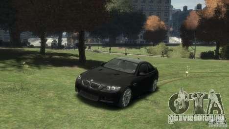 BMW M3 для GTA 4