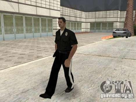 Cops skinpack для GTA San Andreas третий скриншот