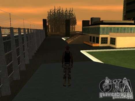 La villa de la noche beta 1 для GTA San Andreas второй скриншот