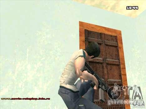 M4 HD для GTA San Andreas третий скриншот