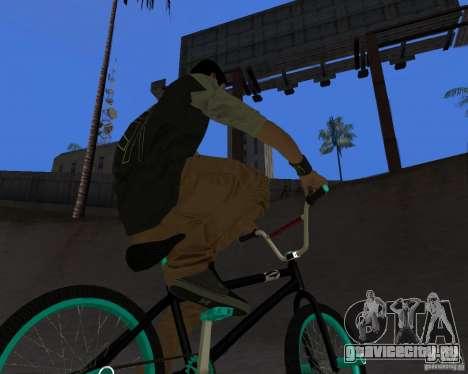 Tony Hawks Cole для GTA San Andreas второй скриншот