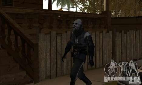 Police Man для GTA San Andreas третий скриншот