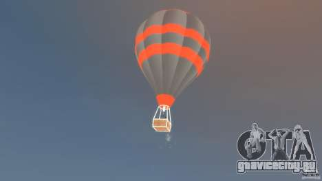 Balloon Tours option 4 для GTA 4 вид слева