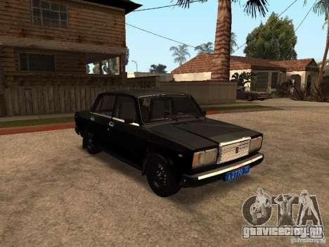 ВАЗ 21073 Служебная для GTA San Andreas