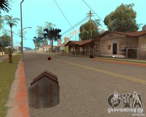 Remapping Ghetto v.1.0 для GTA San Andreas третий скриншот