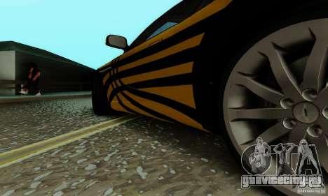 Aston Martin DB9 для GTA San Andreas двигатель