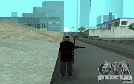 Новый скины Los Santos Vagos для GTA San Andreas третий скриншот
