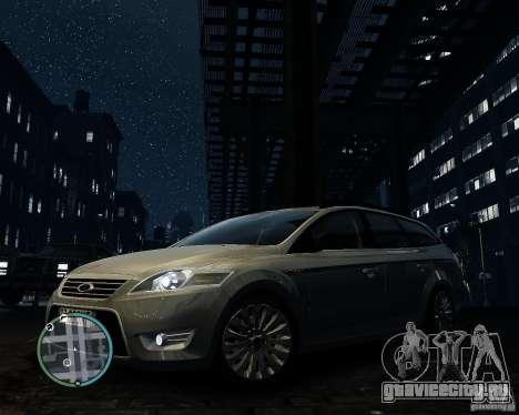 Ford Mondeo Mk4 для GTA 4