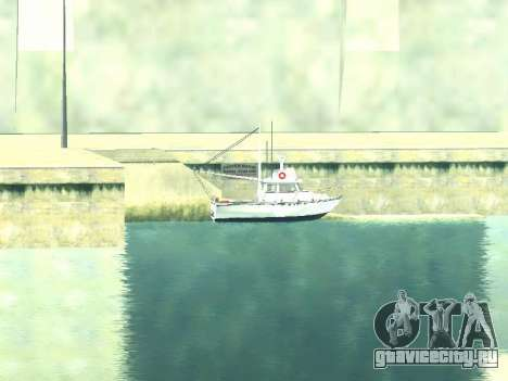 ENBSeries v3 для GTA San Andreas двенадцатый скриншот