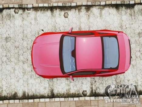 Ford Mustang GT 2011 для GTA 4 вид изнутри