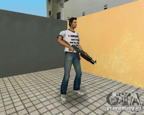АК-47 с гранатометом М203 для GTA Vice City пятый скриншот