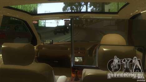 Nissan Cefiro A32 Kouki Japanese Taxi для GTA San Andreas вид сзади слева