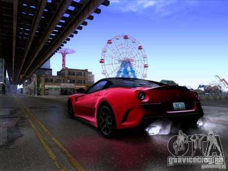 Realistic Graphics HD 2.0 для GTA San Andreas шестой скриншот