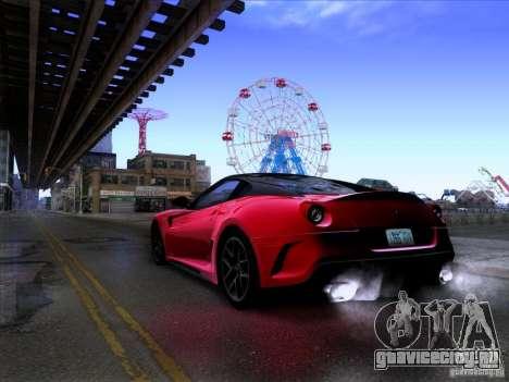 Realistic Graphics HD 2.0 для GTA San Andreas шестой скриншот
