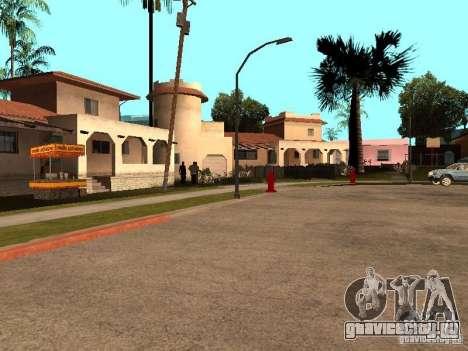 Grand Street для GTA San Andreas восьмой скриншот