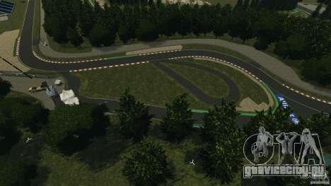SPA Francorchamps [Beta] для GTA 4 шестой скриншот