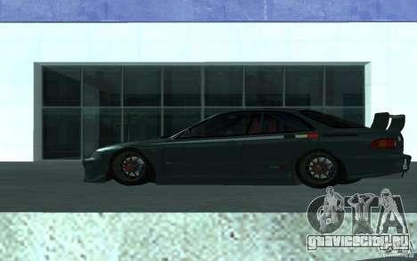Honda Integra Type R для GTA San Andreas вид справа