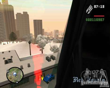 U.S.M.C. Desant для GTA San Andreas третий скриншот