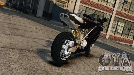 Ducati 999R для GTA 4 вид сзади слева