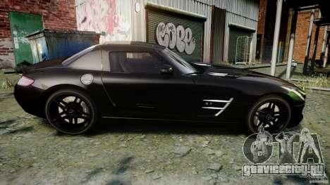 Mercedes-Benz SLS AMG 2010 [EPM] для GTA 4 вид сбоку