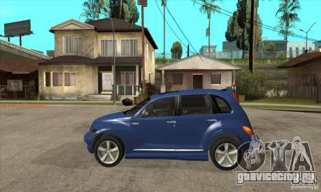 Chrysler PT Cruiser GT 2004 для GTA San Andreas