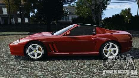 Ferrari 575M Superamerica [EPM] для GTA 4 вид слева