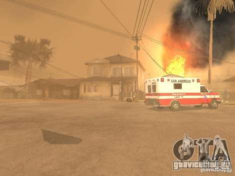 Quake mod [Землетрясение] для GTA San Andreas второй скриншот