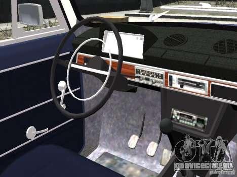 ВАЗ 2101 для GTA 4 вид сзади