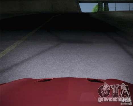 Improved Vehicle Lights Mod для GTA San Andreas восьмой скриншот