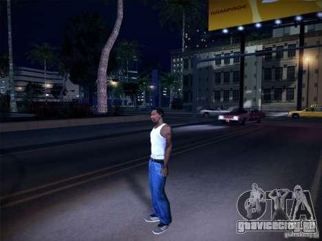 ENBSeries by CatVitalio для GTA San Andreas шестой скриншот