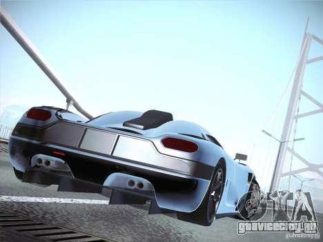 Orange ENB by NF v1 для GTA San Andreas седьмой скриншот