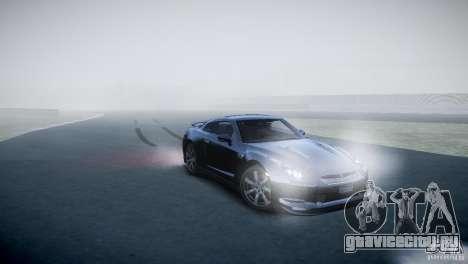 Nissan GT-R R35 V1.2 2010 для GTA 4