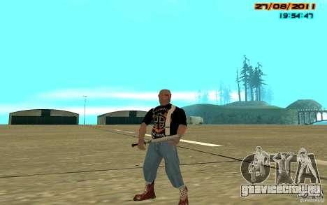 SkinHeads Pack для GTA San Andreas четвёртый скриншот